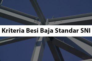 Besi Baja Struktural